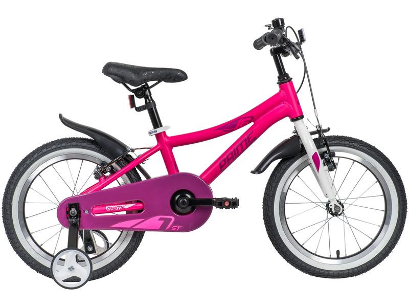 Велосипеды Детские Novatrack Prime 16 V-brake (2020) фото