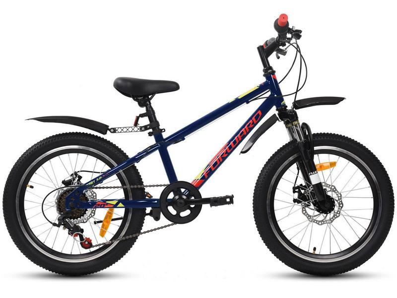 Велосипеды Детские Forward Unit 20 3.0 Disc (2020) фото