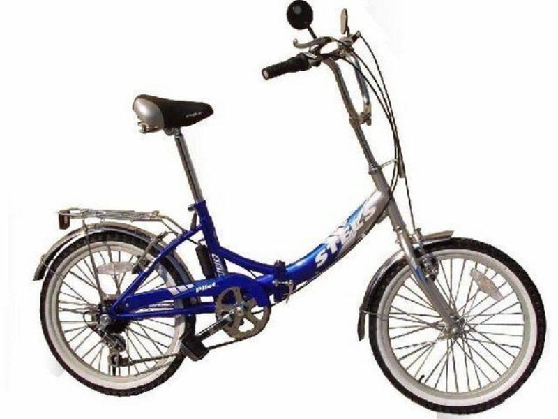 Купить Велосипед Stels Pilot 450 Люкс (2006)