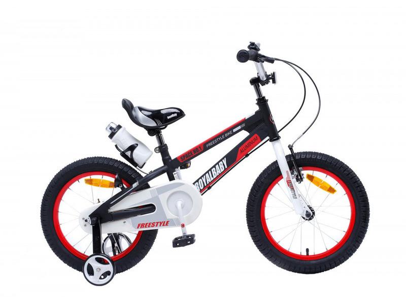 Велосипеды Детские Royal-baby Royal Baby Space №1 16 (2020) фото