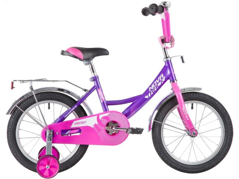 Велосипеды Детские Novatrack Vector 16 (2020) фото