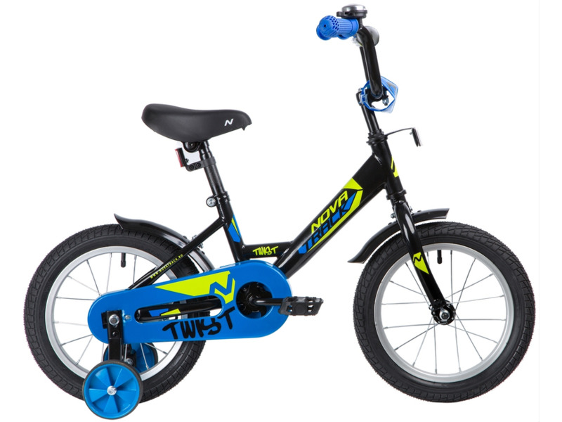 Велосипед Novatrack Twist 12 2020