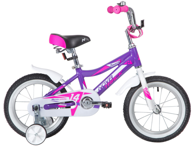 Велосипеды Детские Novatrack Novara 14 (2020) фото