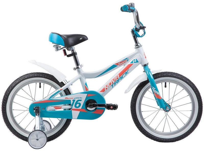 Велосипеды Детские Novatrack Novara 16 (2019) фото