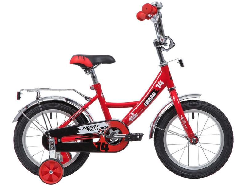 Велосипеды Детские Novatrack Urban 14 (2020) фото