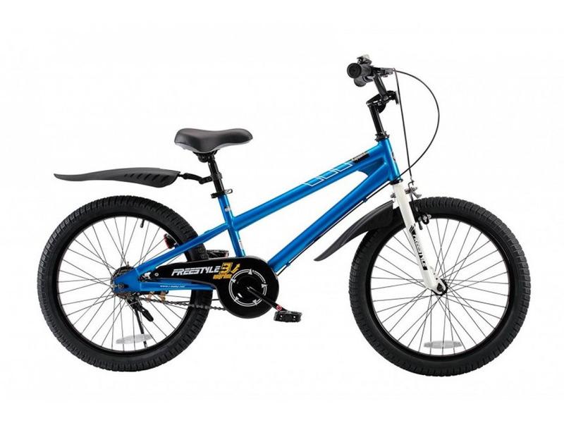 Велосипеды Детские Royal-baby Royal Baby Freestyle Steel 20 (2020) фото