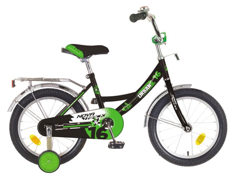 Велосипеды Детские Novatrack Urban 16 (2019) фото