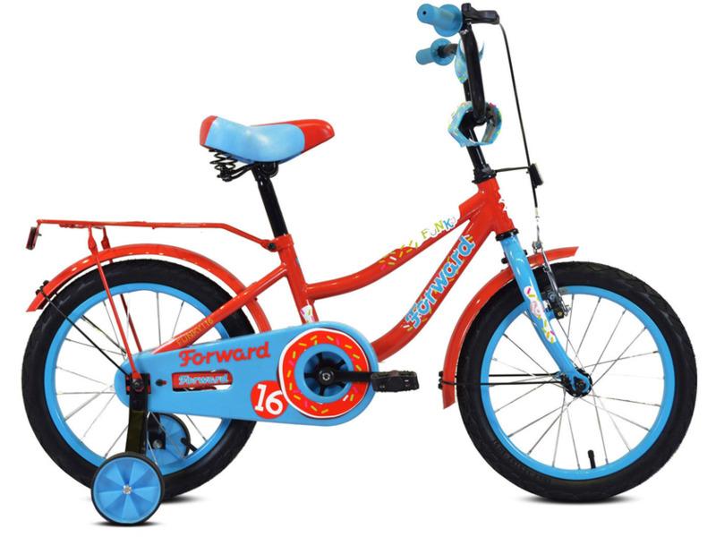 Велосипеды Детские Forward Funky 16 (2020) фото