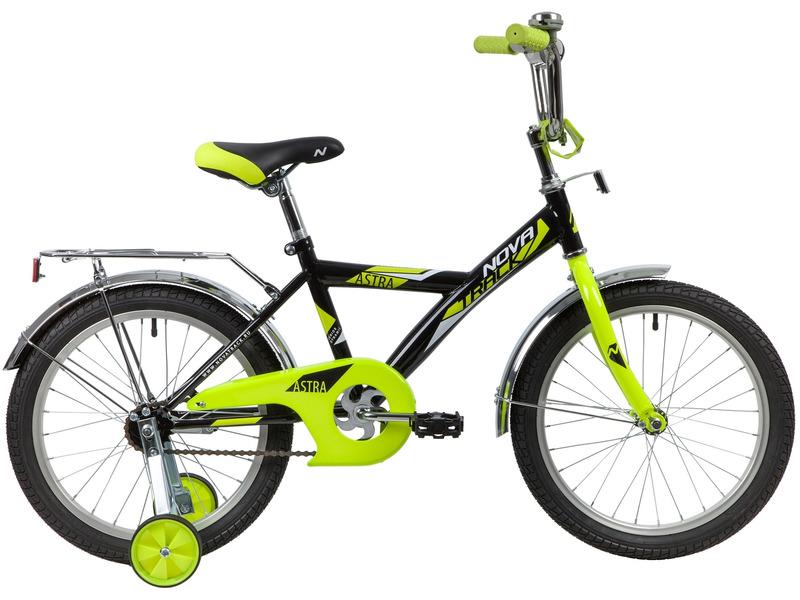 Велосипеды Детские Novatrack Astra 18 (2020) фото