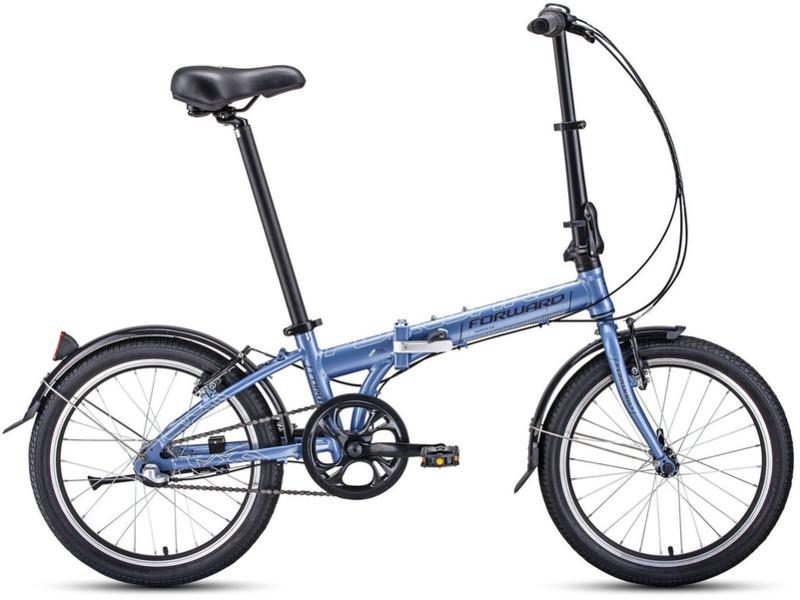 Велосипеды Складные Forward Enigma 20 3.0 (2020) фото