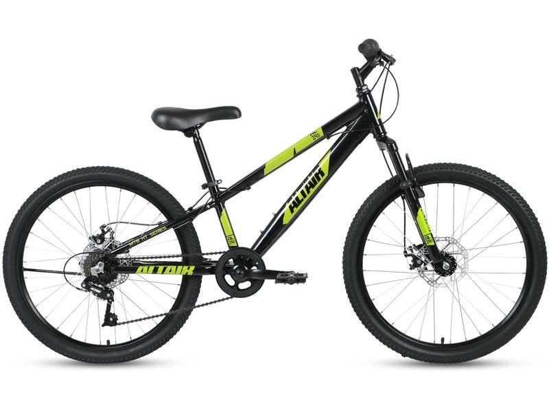 Велосипеды Подростковые Altair AL 24 D (2020) фото