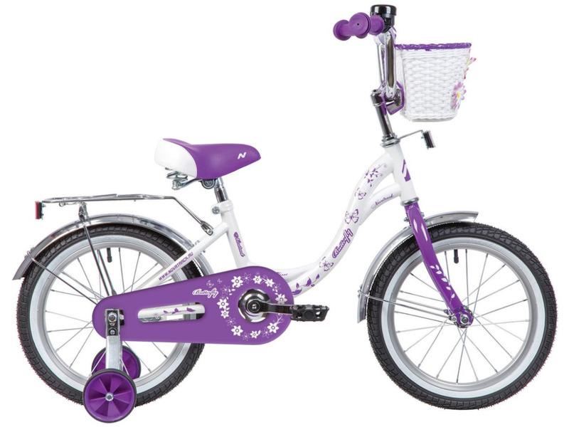 Велосипед Novatrack Butterfly 16 2020
