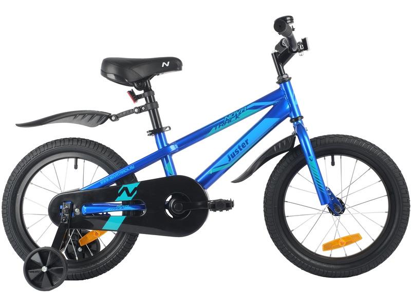 Велосипед Novatrack Juster 16 2021