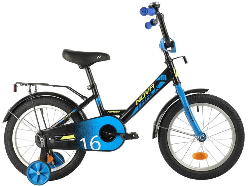 Велосипед Novatrack Forest 16 2021