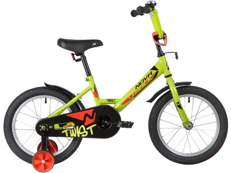 Велосипед Novatrack Twist 16 2020