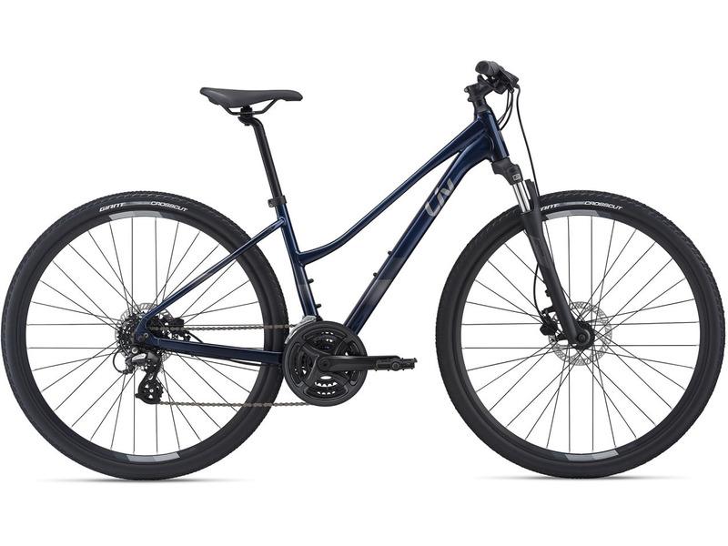 Велосипед Giant Rove 4 2021