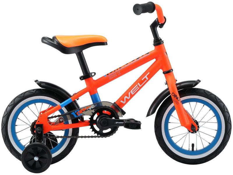 Велосипед Welt Dingo 12 2021