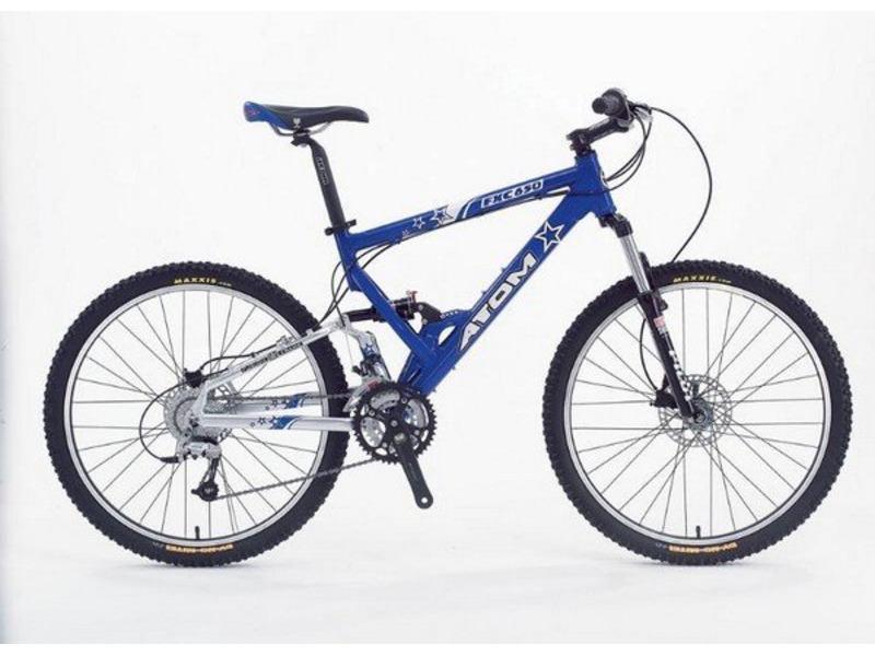 Купить Велосипед Atom FXC 650 (2005) в интернет магазине. Цены, фото, описания, характеристики, отзывы, обзоры