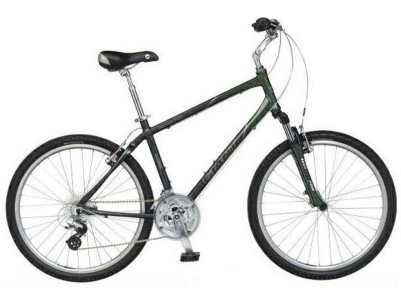 Купить Велосипед Giant Sedona DX new / DX W new (2007) в интернет магазине велосипедов. Выбрать велосипед. Цены, фото, отзывы