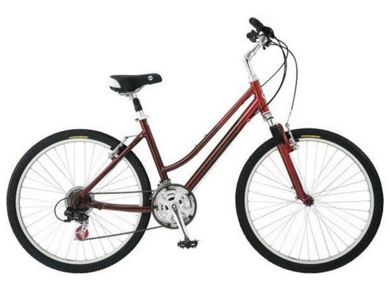 Купить Велосипед Giant Sedona New Lady (2007) в интернет магазине. Цены, фото, описания, характеристики, отзывы, обзоры