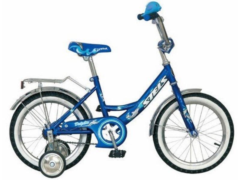 Купить Велосипед Stels Dolphin 16 (2007)