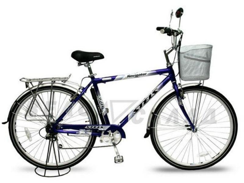 Купить Велосипед Stels Navigator 370 (2007) в интернет магазине. Цены, фото, описания, характеристики, отзывы, обзоры