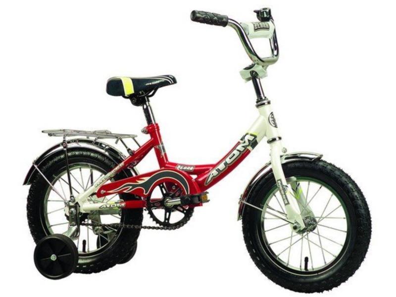 Купить Велосипед Atom Zebra 14 New (2008) в интернет магазине. Цены, фото, описания, характеристики, отзывы, обзоры