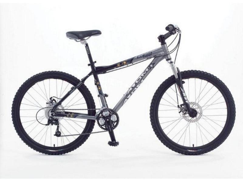 Купить Велосипед Atom XC 300 Disk (2005) в интернет магазине. Цены, фото, описания, характеристики, отзывы, обзоры