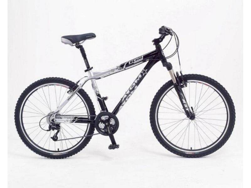 Купить Велосипед Atom XC 400 Comfort (2004) в интернет магазине. Цены, фото, описания, характеристики, отзывы, обзоры