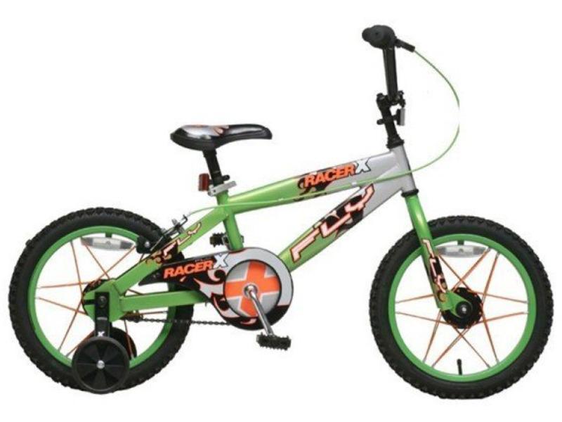 Купить Велосипед Fly Racer 16 Boy (2007) в интернет магазине. Цены, фото, описания, характеристики, отзывы, обзоры