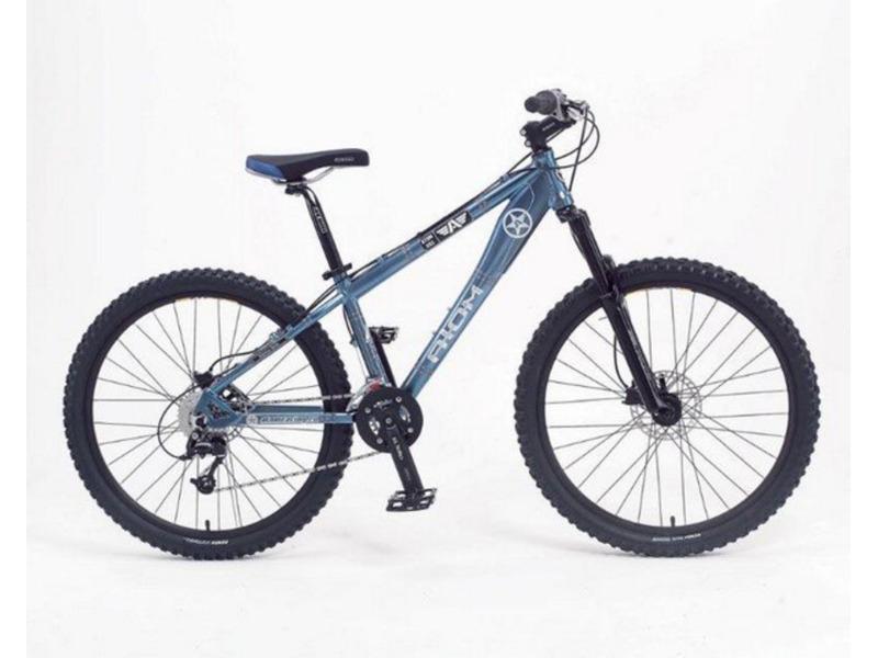 Купить Велосипед Atom DX 2 (2005) в интернет магазине. Цены, фото, описания, характеристики, отзывы, обзоры