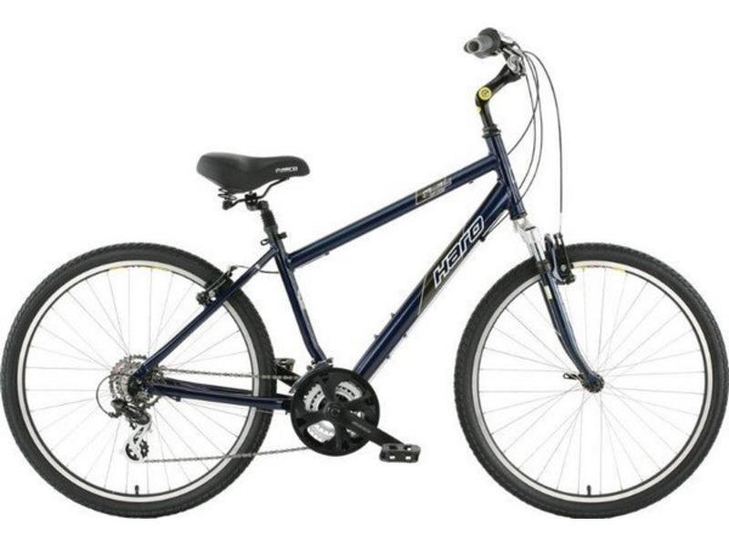 Купить Велосипед Haro Heartland DLX (2008) в интернет магазине. Цены, фото, описания, характеристики, отзывы, обзоры