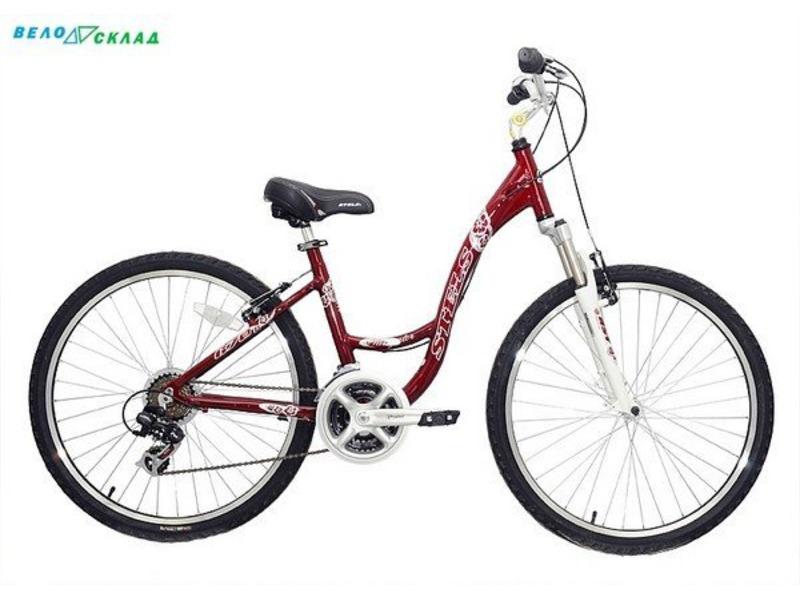 Купить Велосипед Stels Navigator 670 (2007) в интернет магазине. Цены, фото, описания, характеристики, отзывы, обзоры
