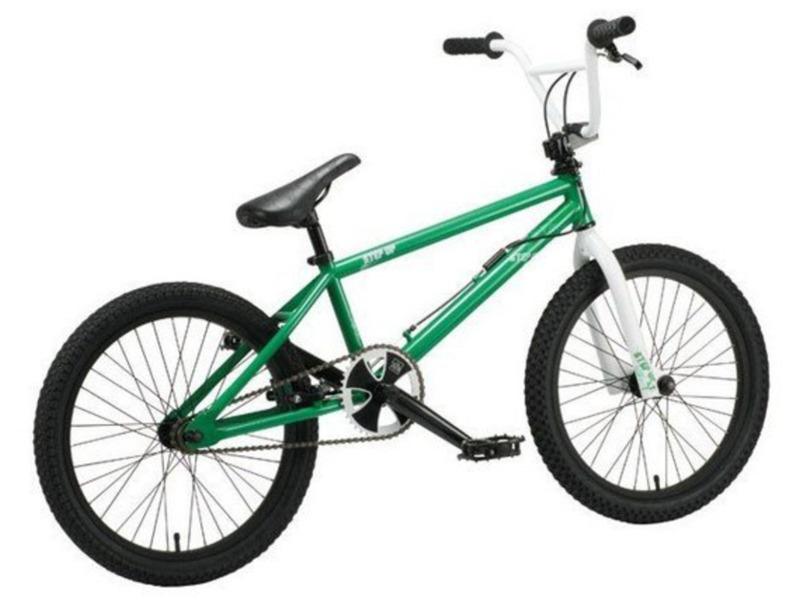 Купить Велосипед DK Step Up (2008) в интернет магазине. Цены, фото, описания, характеристики, отзывы, обзоры