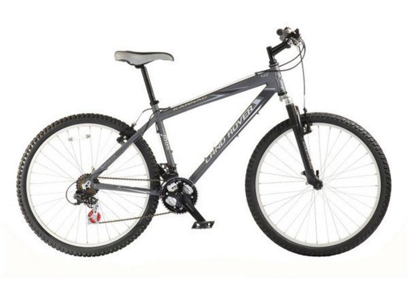 Купить Велосипед Land Rover KARNAC (2008) в интернет магазине. Цены, фото, описания, характеристики, отзывы, обзоры