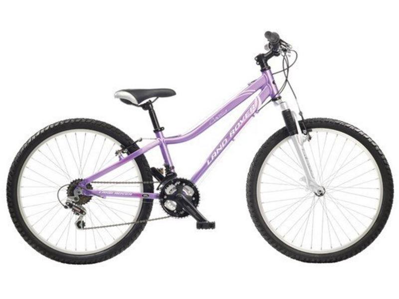 Купить Велосипед Land Rover CASELLA GIRLS (2008) в интернет магазине. Цены, фото, описания, характеристики, отзывы, обзоры