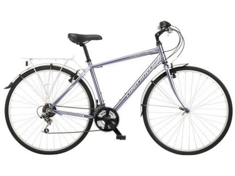 Купить Велосипед Land Rover Torreon (2008) в интернет магазине. Цены, фото, описания, характеристики, отзывы, обзоры