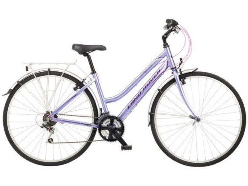 Купить Велосипед Land Rover AKASHA женский (2008) в интернет магазине. Цены, фото, описания, характеристики, отзывы, обзоры