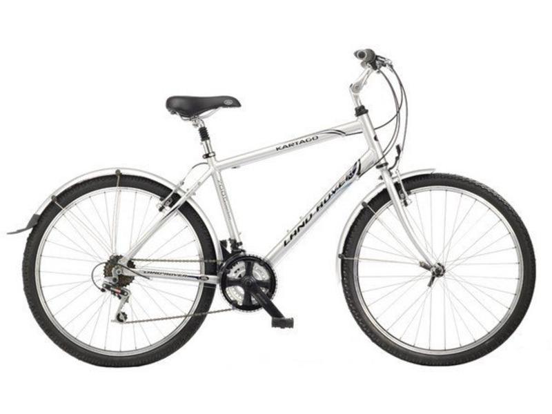 Купить Велосипед Land Rover KARTAGO G (2008) в интернет магазине. Цены, фото, описания, характеристики, отзывы, обзоры