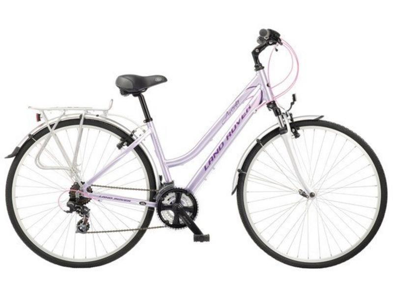 Купить Велосипед Land Rover ARCOTA женский (2008) в интернет магазине. Цены, фото, описания, характеристики, отзывы, обзоры