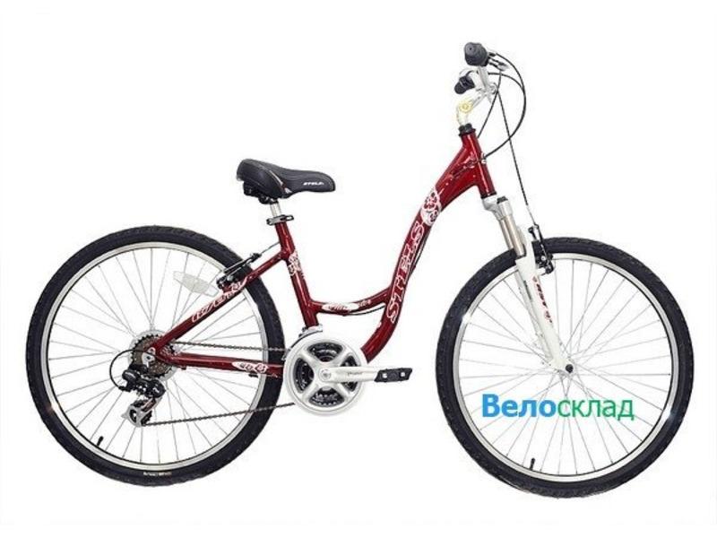 Купить Велосипед Stels Navigator 670 (2008) в интернет магазине. Цены, фото, описания, характеристики, отзывы, обзоры