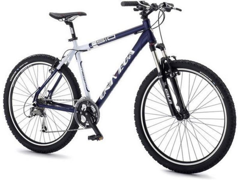 Купить Велосипед Univega ALPINA HT-510 (2008) в интернет магазине. Цены, фото, описания, характеристики, отзывы, обзоры