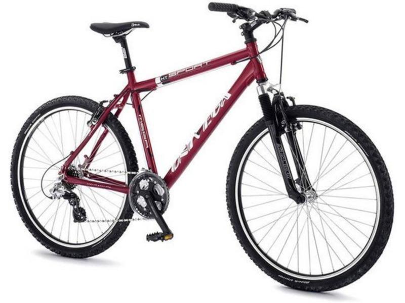 Купить Велосипед Univega Alpina HT-Sport (2008) в интернет магазине. Цены, фото, описания, характеристики, отзывы, обзоры