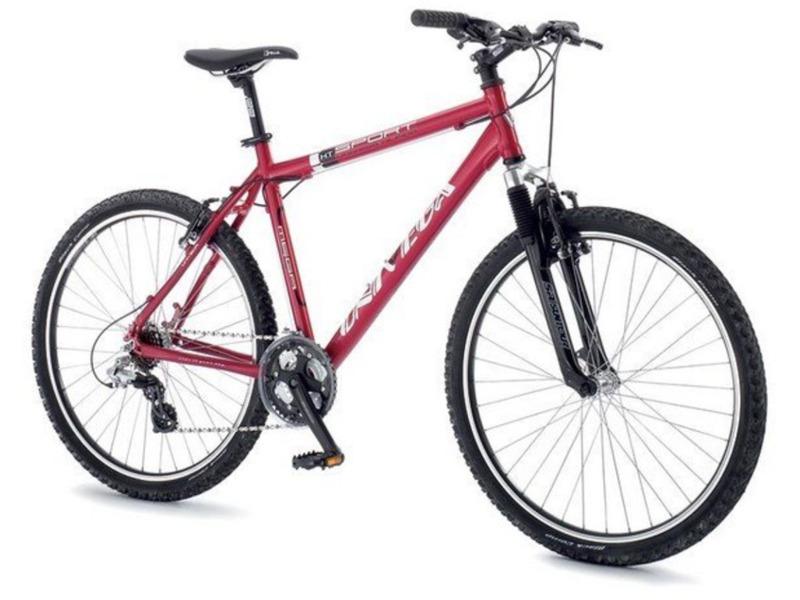 Купить Велосипед Univega ALPINA HT-SPORT 24 дюйма (2008) в интернет магазине. Цены, фото, описания, характеристики, отзывы, обзоры