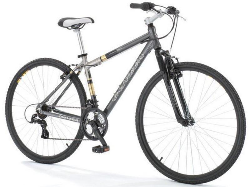 Купить Велосипед Univega CR-7100 (2008) в интернет магазине. Цены, фото, описания, характеристики, отзывы, обзоры
