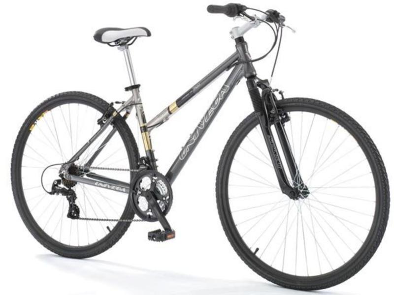 Купить Велосипед Univega CR-7100 Lady (2008) в интернет магазине. Цены, фото, описания, характеристики, отзывы, обзоры