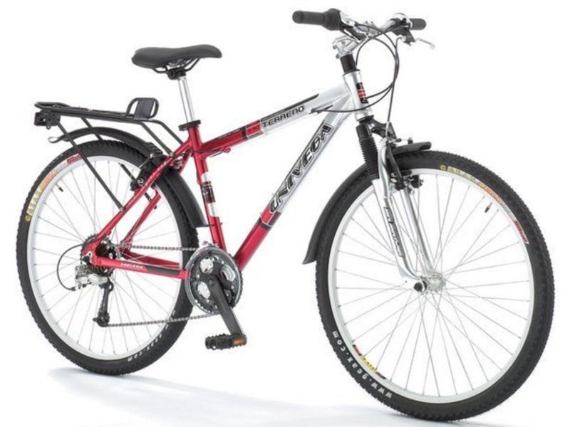 Купить Велосипед Univega TERRENO-330 (2008) в интернет магазине. Цены, фото, описания, характеристики, отзывы, обзоры