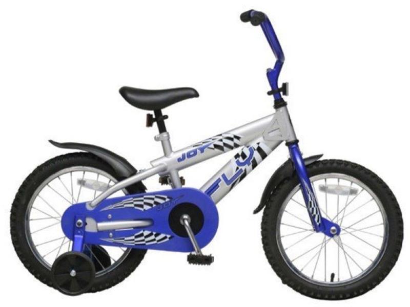 Купить Велосипед Fly Joy 16 Boy (2008) в интернет магазине. Цены, фото, описания, характеристики, отзывы, обзоры