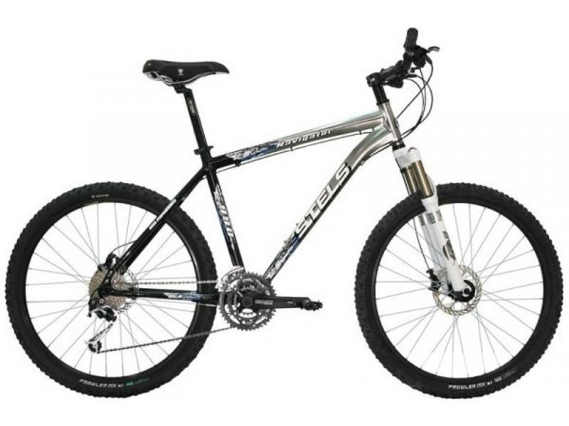 Велосипед Stels Navigator 990 Disc б/у (2012)  - купить со скидкой