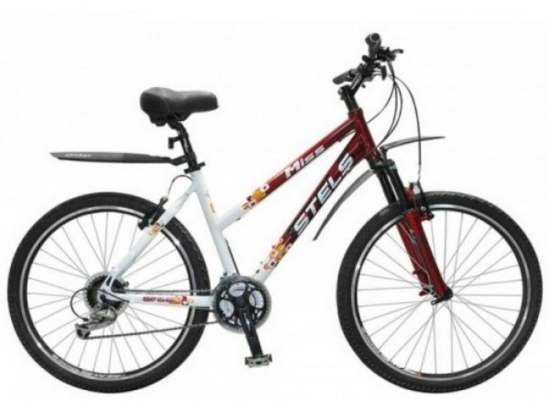 Купить Велосипед Stels Miss 8700 (2009) в интернет магазине велосипедов. Выбрать велосипед. Цены, фото, отзывы